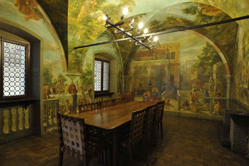 Interni di Casa Cavazzini