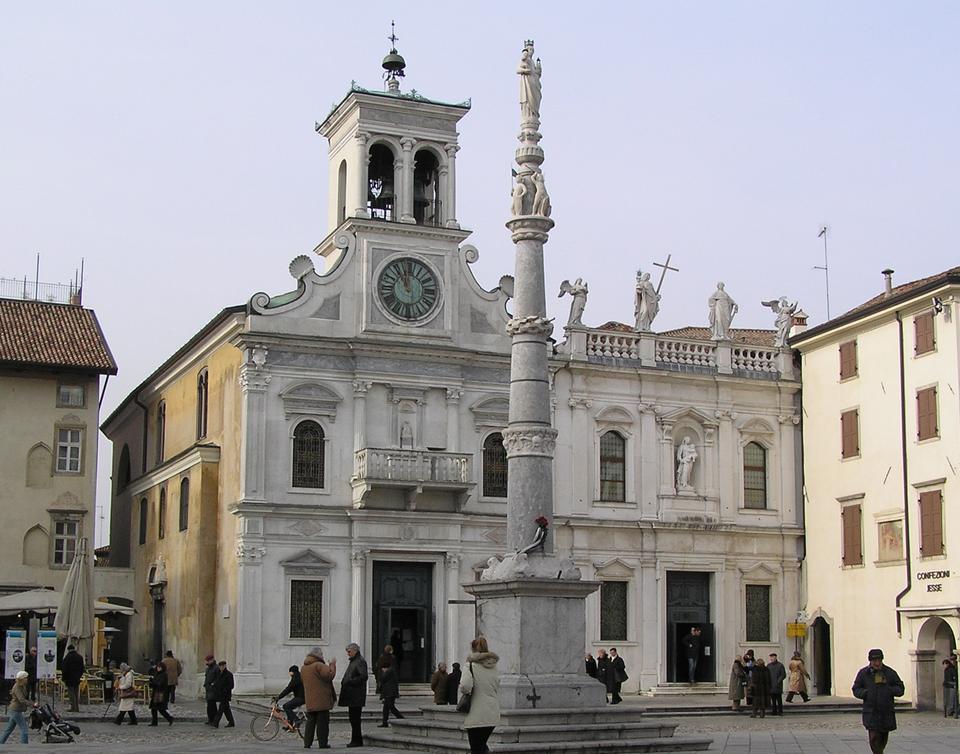 La Chiesa Di Piazza San Giacomo