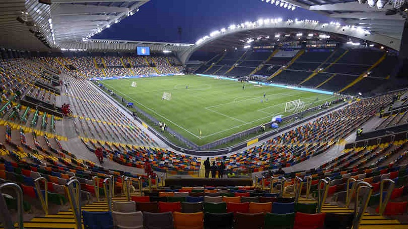 Dacia Arena Di Udine