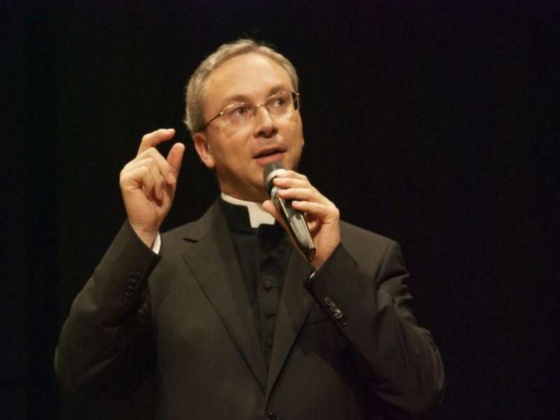 Don Geretti, curatore di Illegio