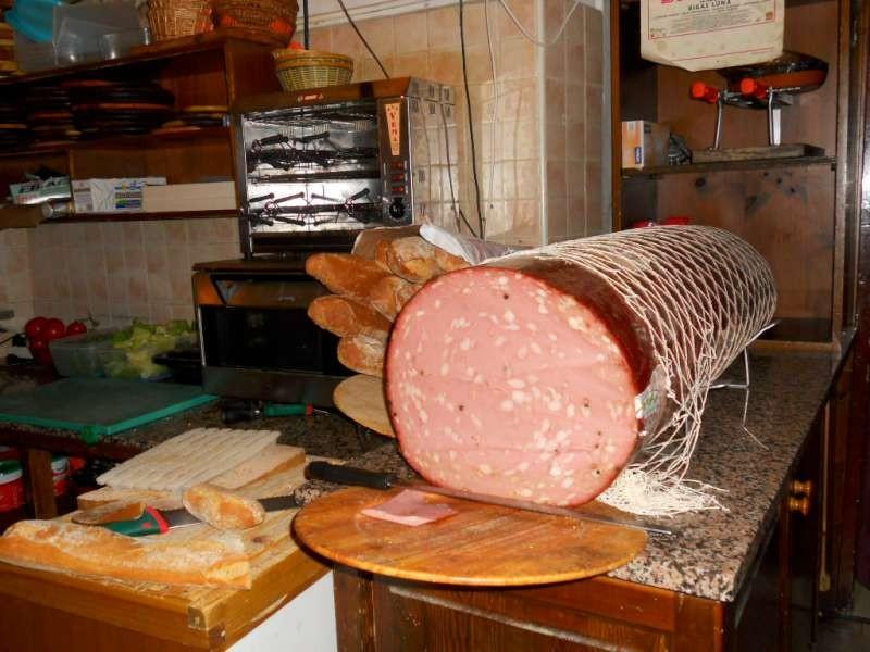 Pieri Mortadele, una delle osterie tipiche di Udine