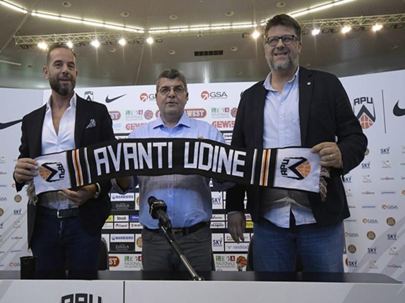 Alessandro Ramagli coach Apu Gsa