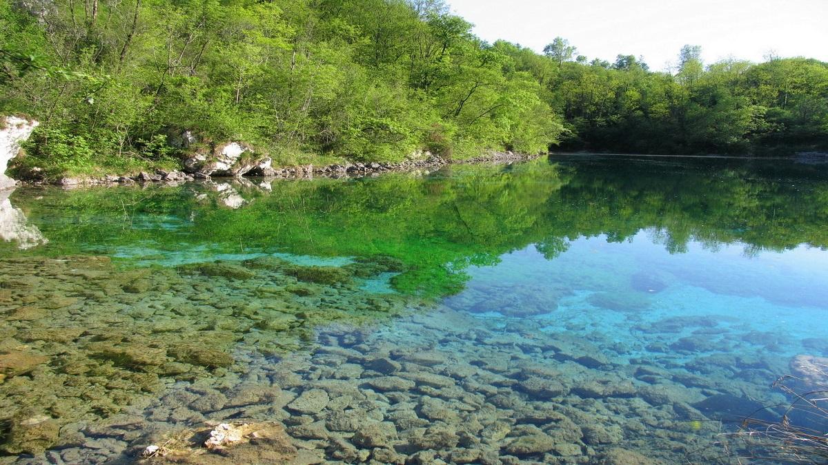 Lago Di Cornino- Friuli Venezia Giulia