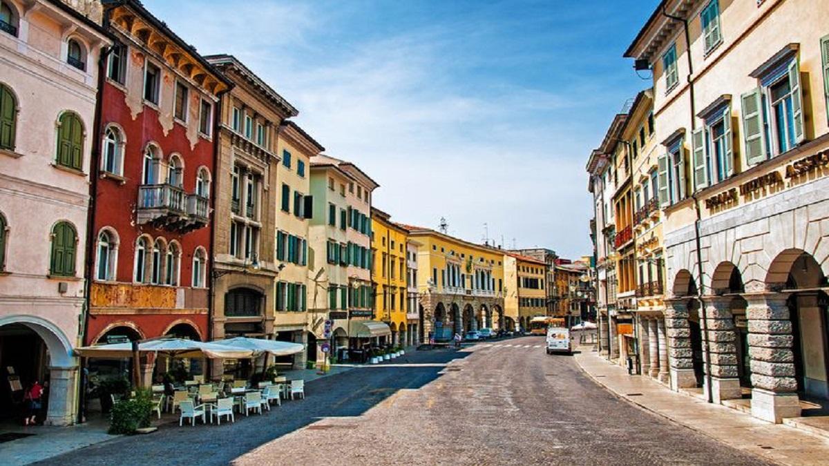Via Mercatovecchio Udine