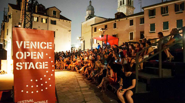 Venice Open Stage
