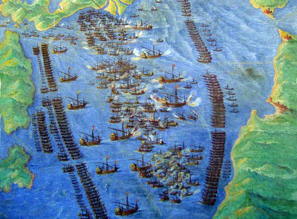 Venezia e la battaglia di Lepanto