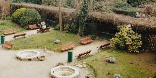 La storia dei Giardini Reali risale al progetto di riforma dell'area Marciana