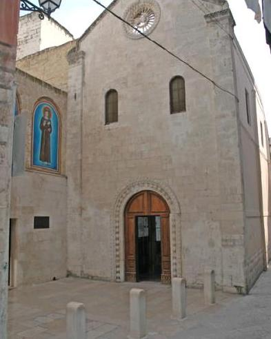 Venezia bari saraceni