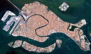 venezia è un pesce
