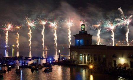Capodanno Venezia 2018