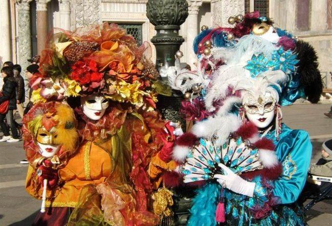 carnevale dei bambini venezia