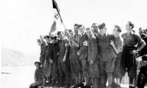 Soldati cà foscari cefalonia corfù