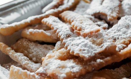 galani ricetta dolci carnevale