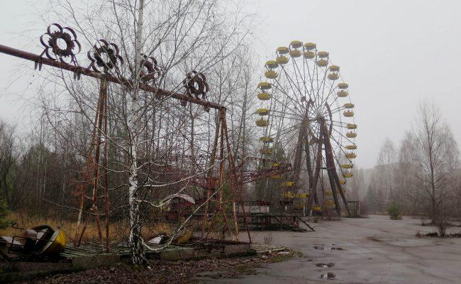 Chernobyl teatro