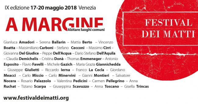 Festival dei Matti 2018
