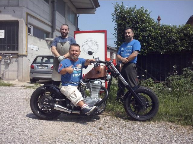 Lozer moto