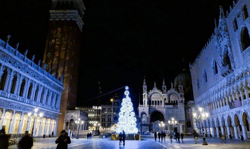 Natale mercatini venezia