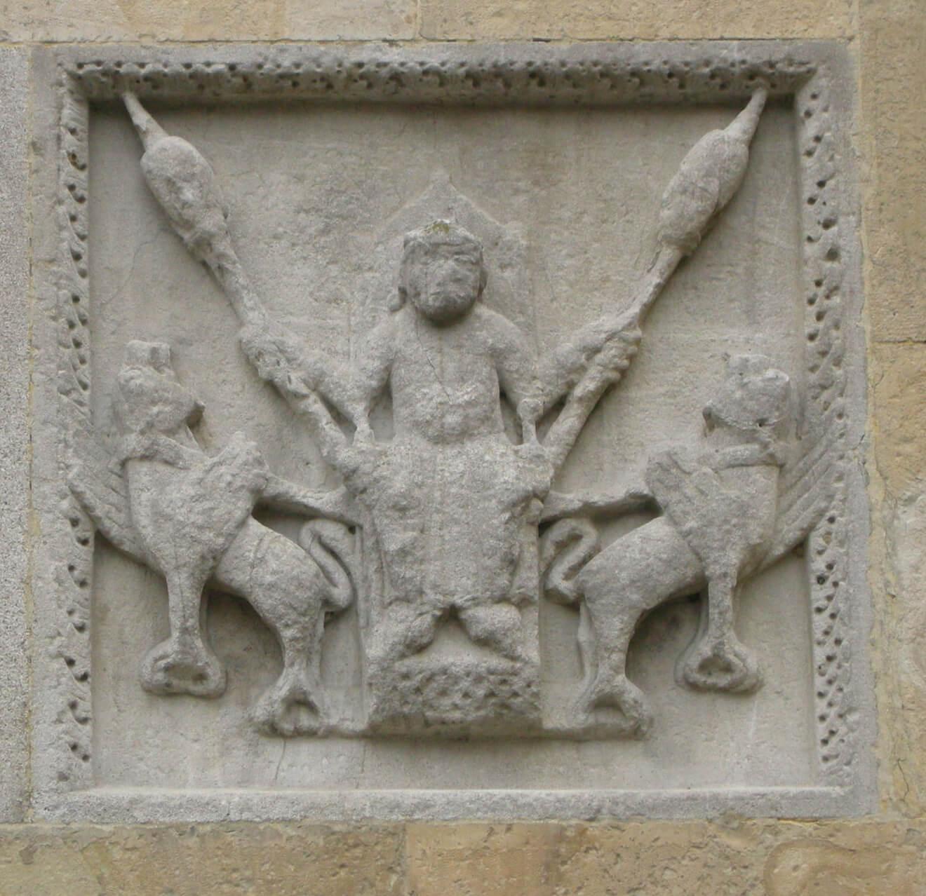 Il Volo di Alessandro sul Duomo di Fidenza