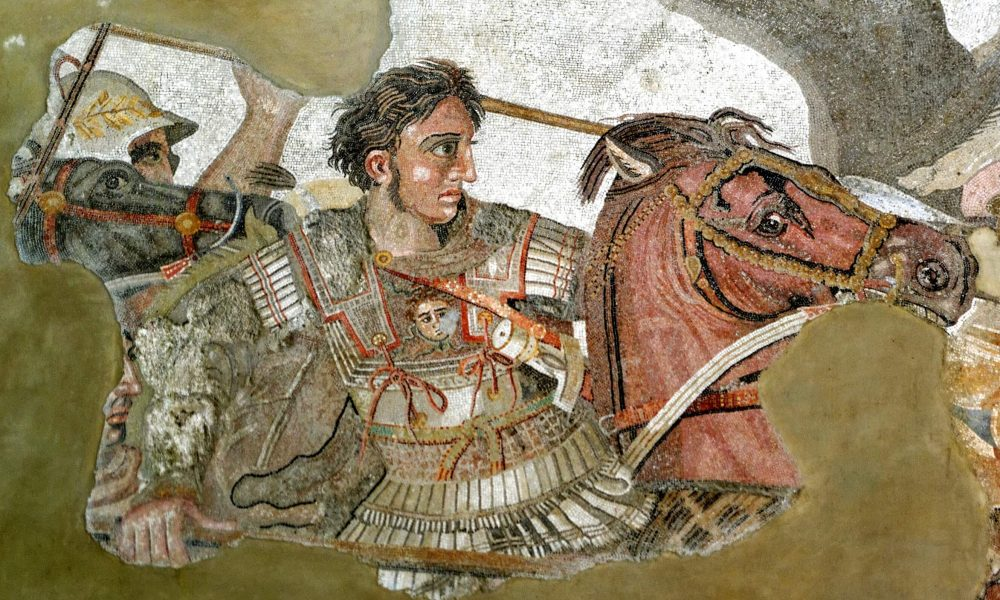 Alessandro Magno Venezia