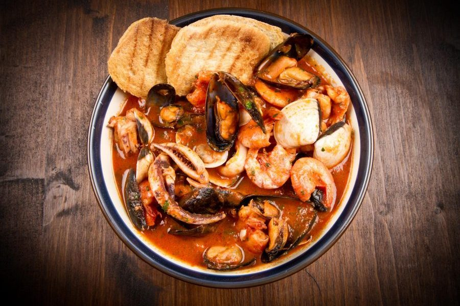 ricetta brodetto pesce ciosota