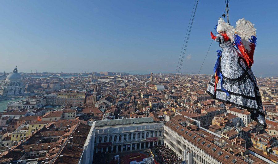 eventi carnevale venezia 2019