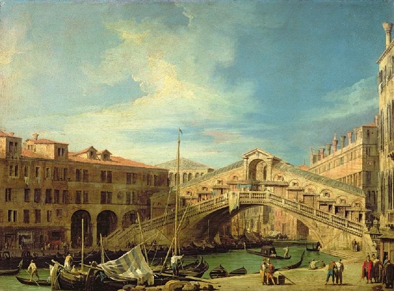 canaletto venezia