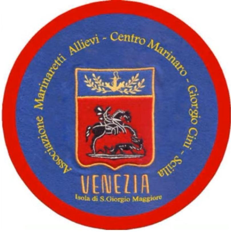 Il logo dell'Associazione Marinaretti Allievi
