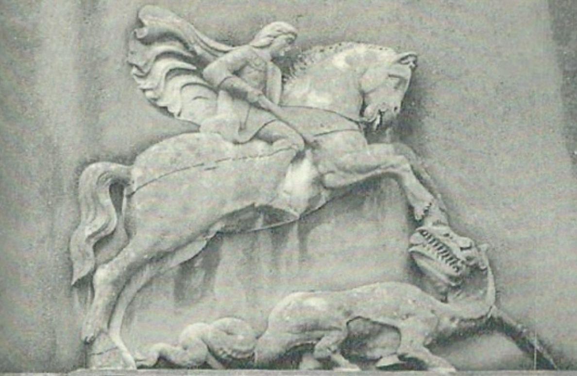 San Giorgio e il Drago - Isola di San Giorgio Maggiore