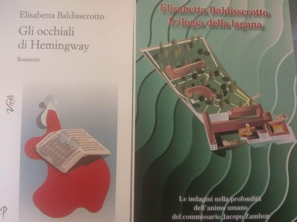Cover dei libri