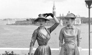 Intramontabili eleganze. Dior a Venezia nell'Archivio Cameraphoto Date, orari e biglietti Galleria Intramontabili eleganze. Dior a Venezia nell'Archivio Cameraphoto