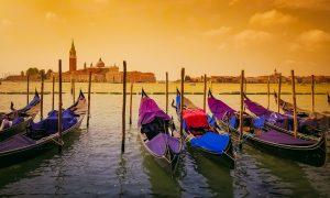 Gondola In Venice 15635387482ij