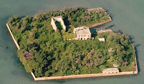 Isola di San Giorgio in Alga