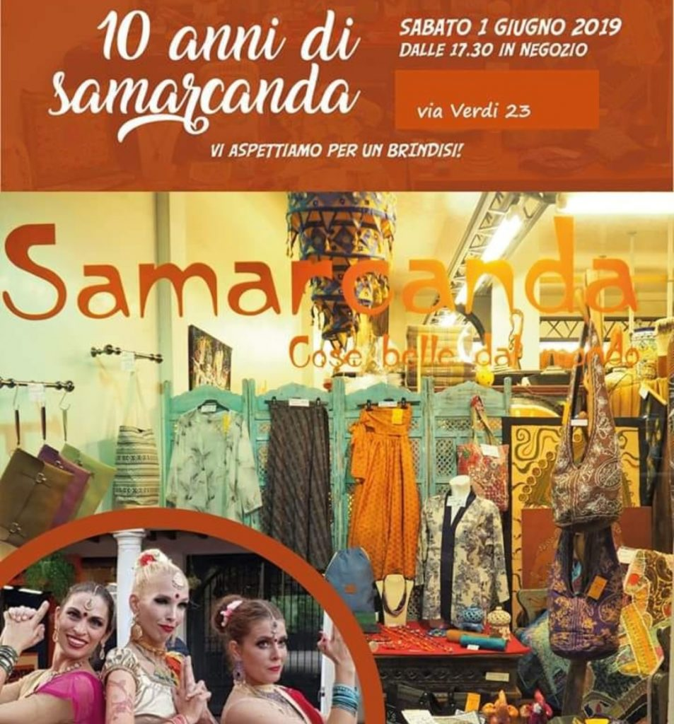 10 anni di Samarcanda