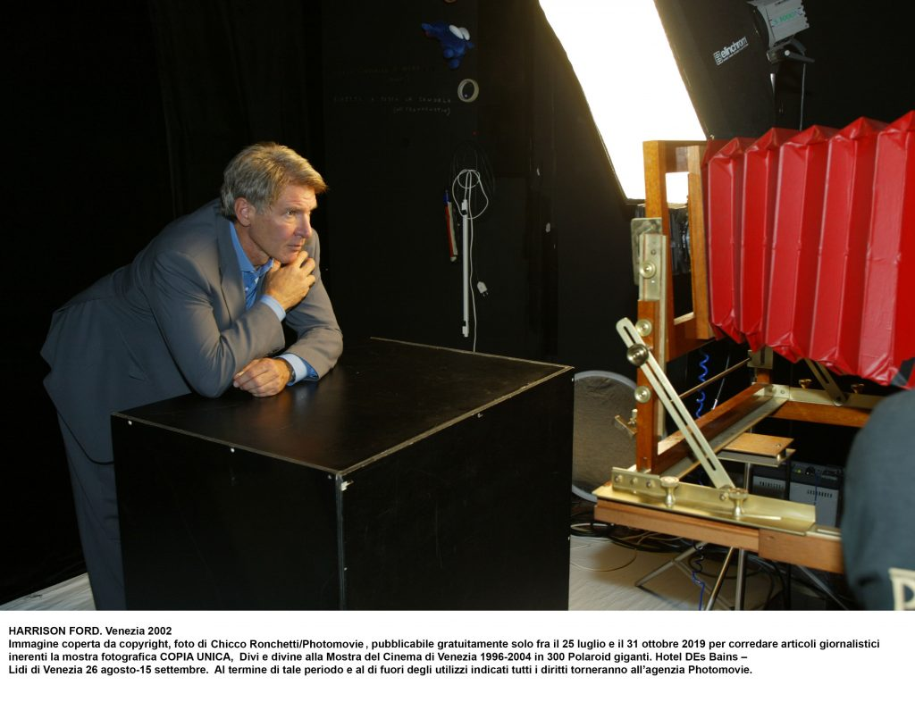 Cinema in mostra - Harrison Ford