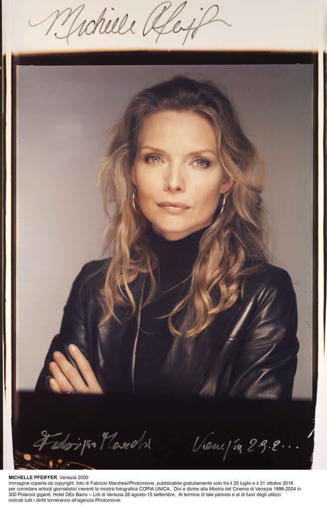 Cinema in mostra - Michelle Pfeiffer