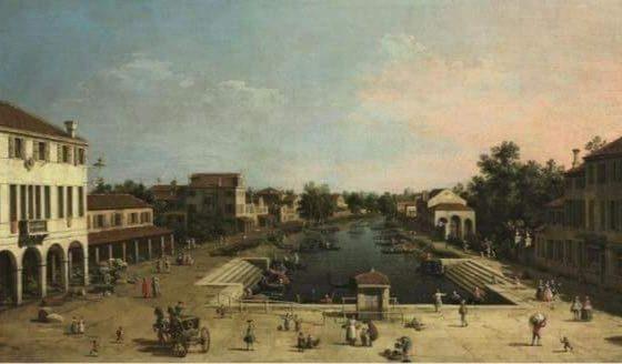 La Mestre del Canaletto