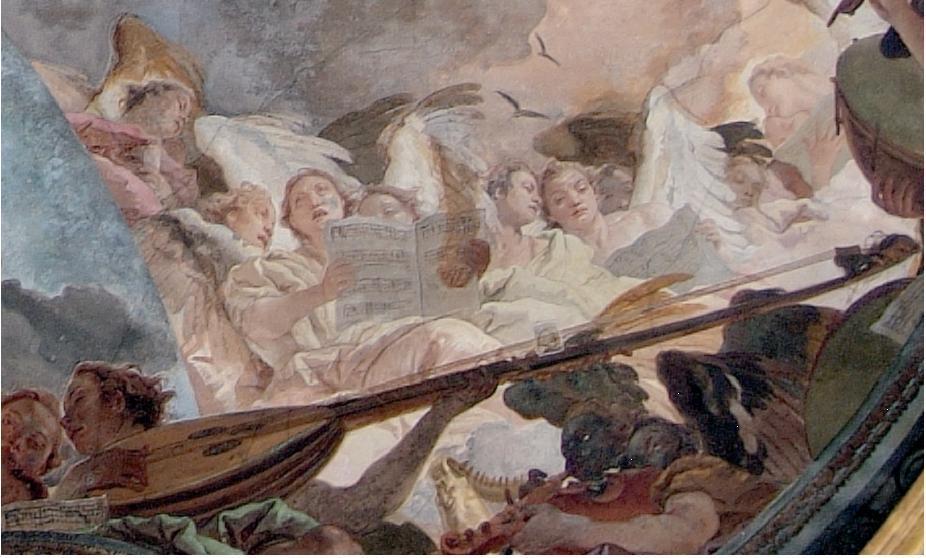 Antonio Vivaldi E Le Figlie Di Choro Alla Scoperta Di Vi Ve Vivaldi Venezia 8