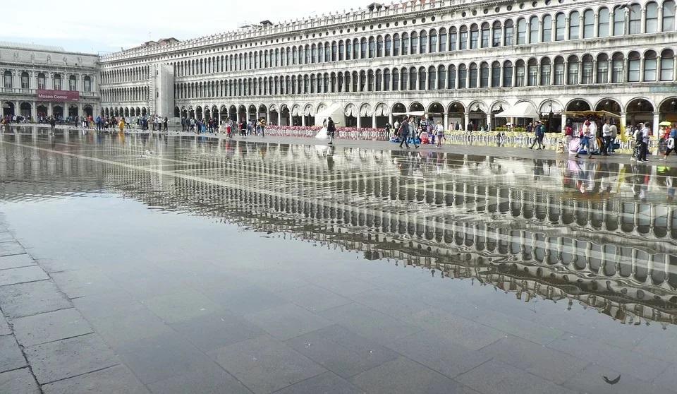 Acqua Alta a San Marco
