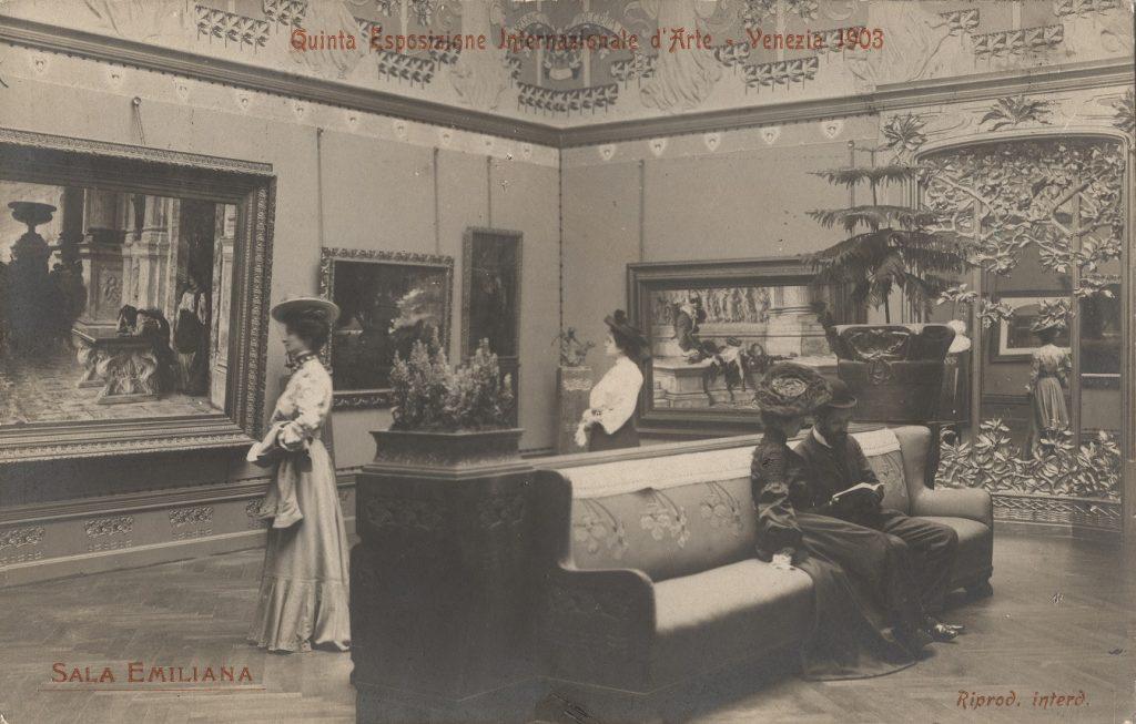 venezia in Esposizione Internazionale d'Arte