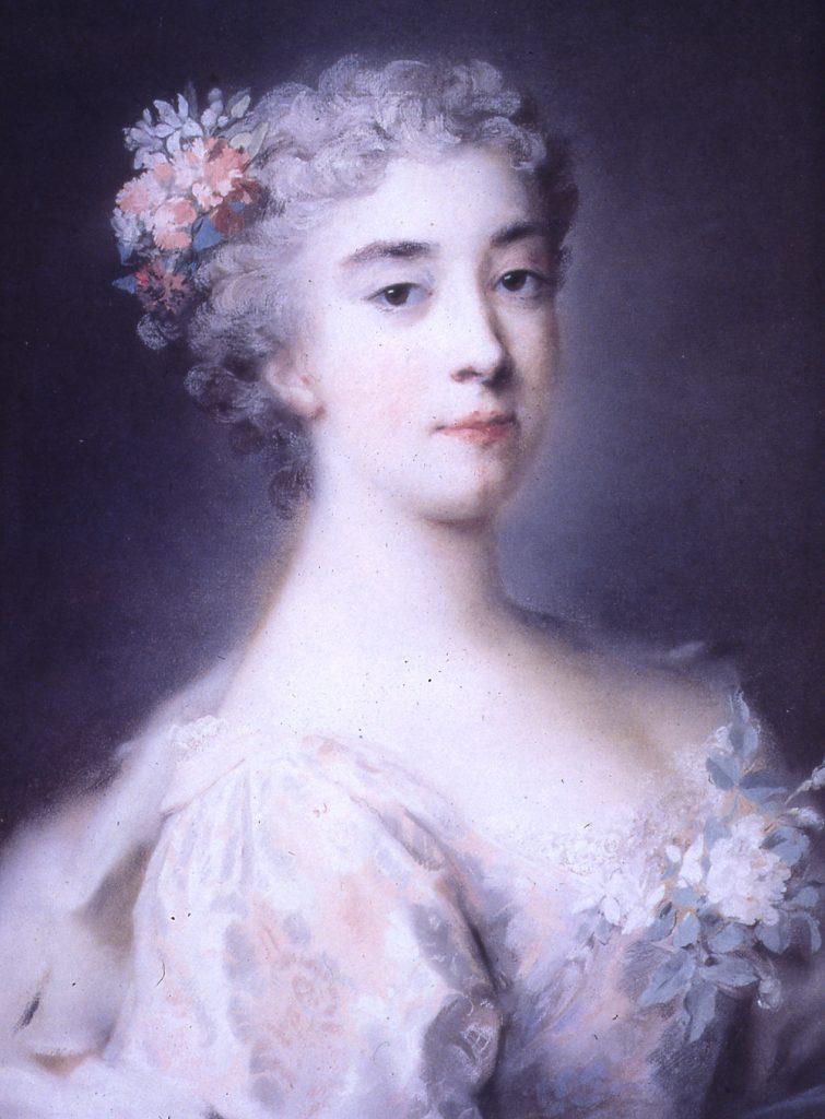 Rosalba Carriera ritratto di Enrichetta D'este