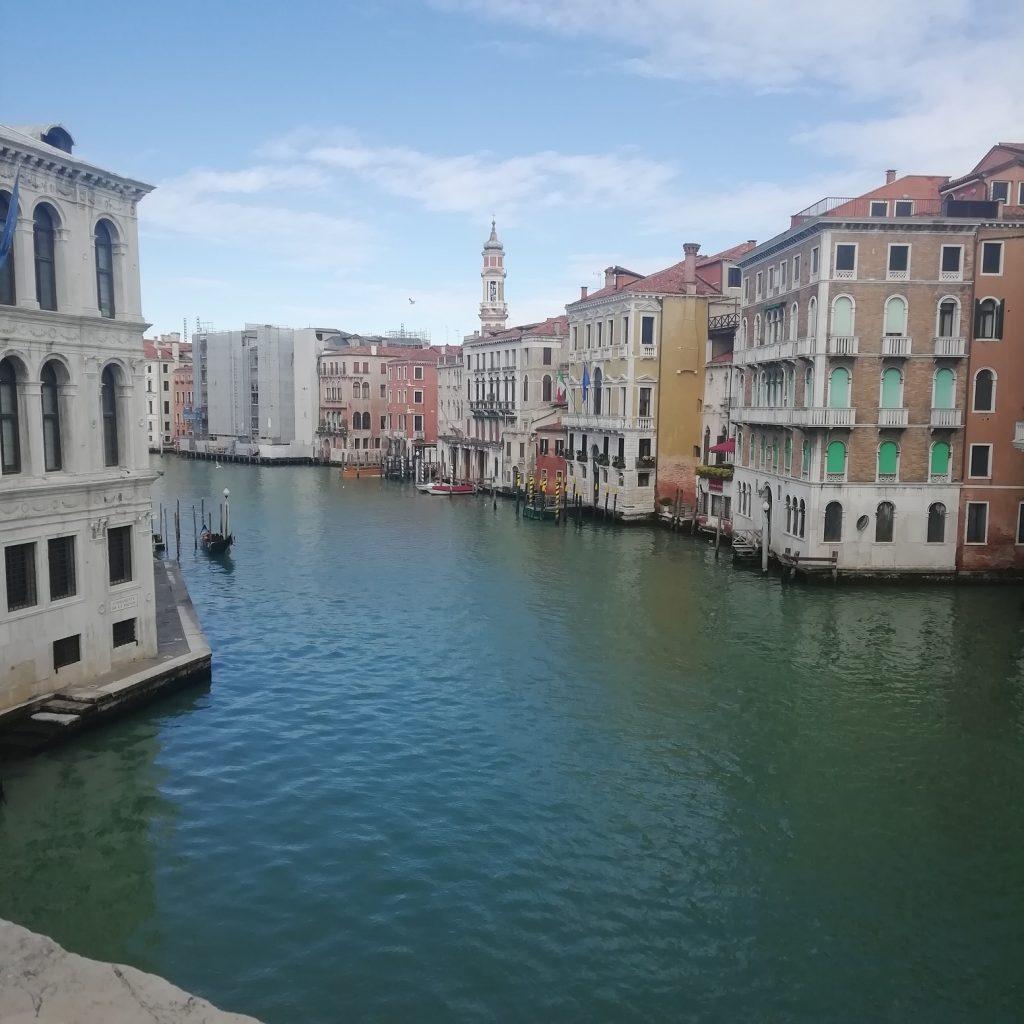 Venezia in quarantena - La Laguna Di Venezia