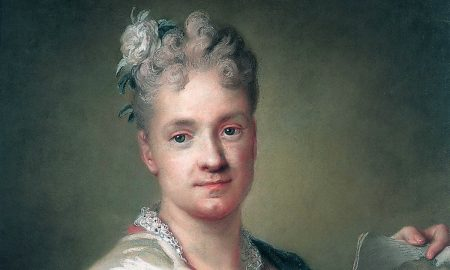 autoritratto di rosalba carriera