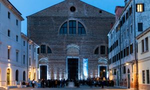 Ocean Space - Serata Davanti Alla Chiesa Di San Lorenzo
