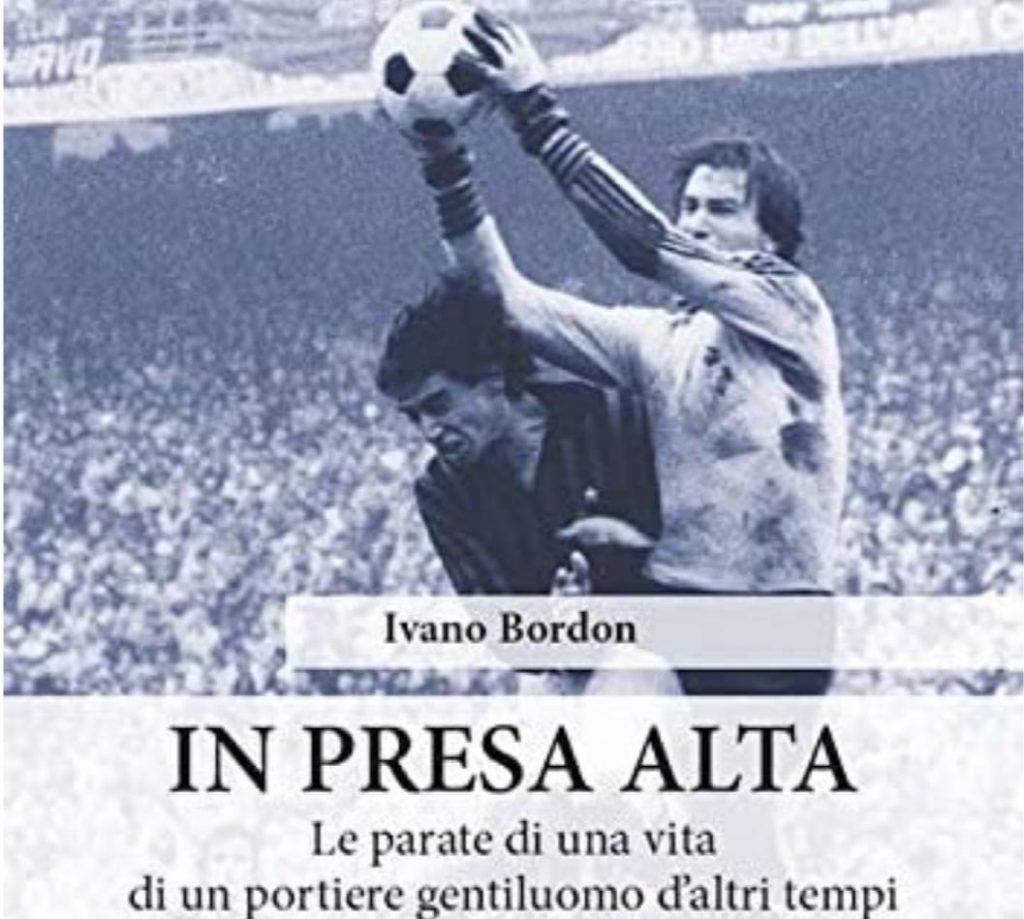 Ivano Bordon copertina del Libro