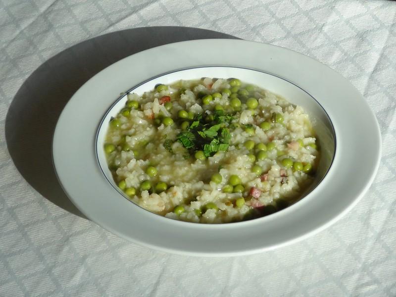 Piatti della cucina veneziana - Risi E Bisi