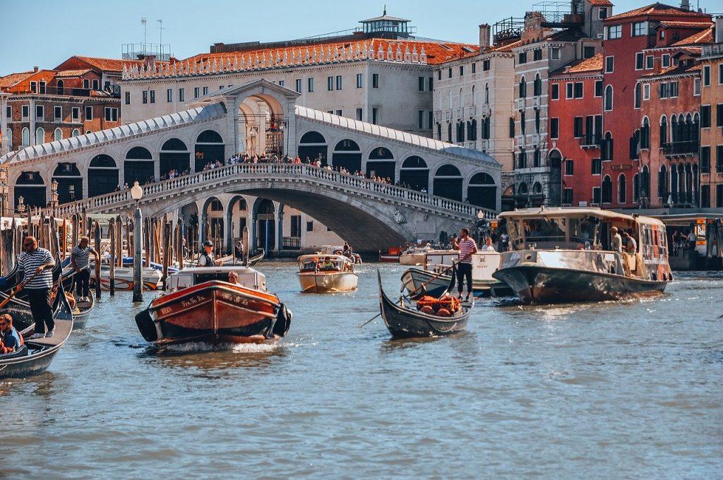 Venezia in un giorno - Ponte Di Rialto