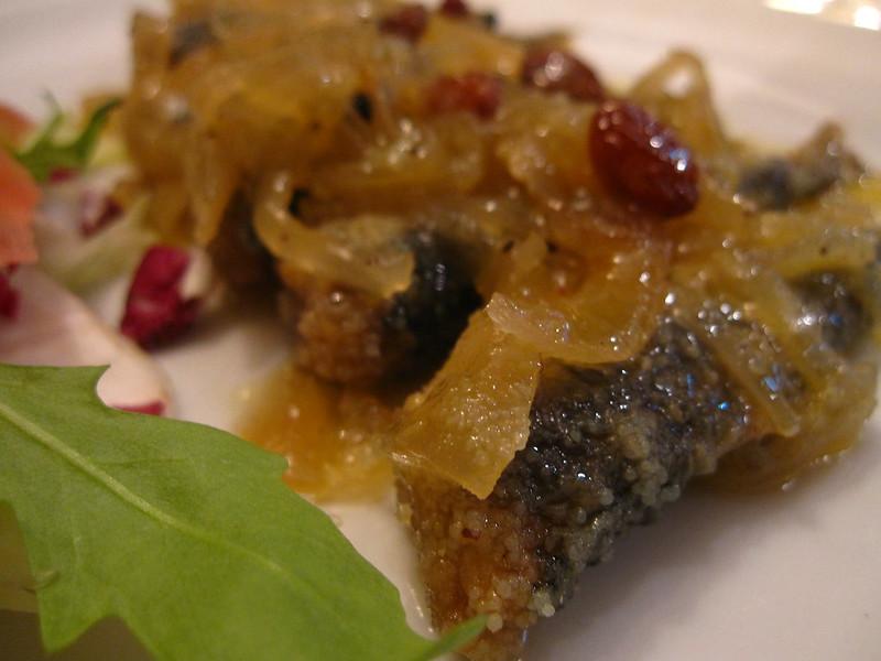 Piatti della cucina veneziana - Sarde In Saor