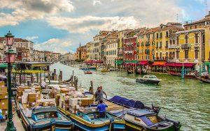 Venezia Nascosta - veduta di Venezia