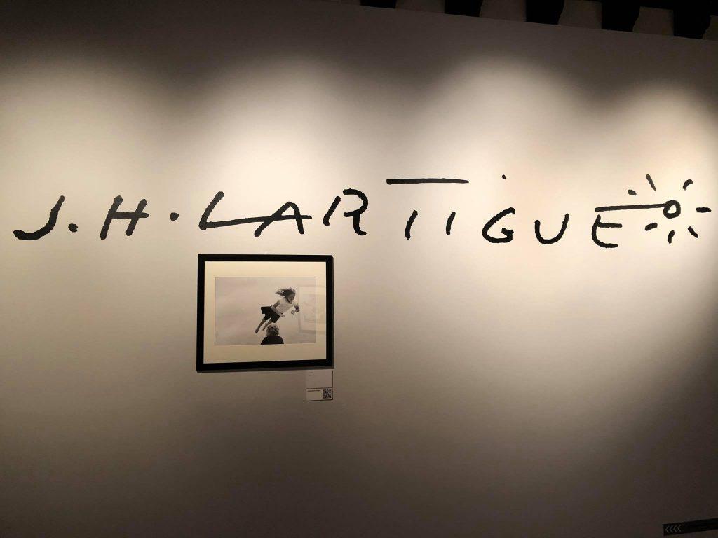 Muro Con Scritta Lartigue
