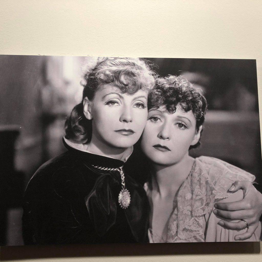 Divine Greta Garbo
